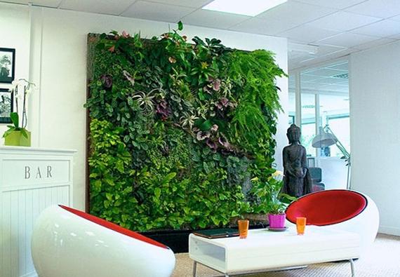 Mur Végétal Artificiel